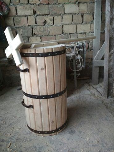 Бочка для кумыс (кымыз) любых размеров в Сузак