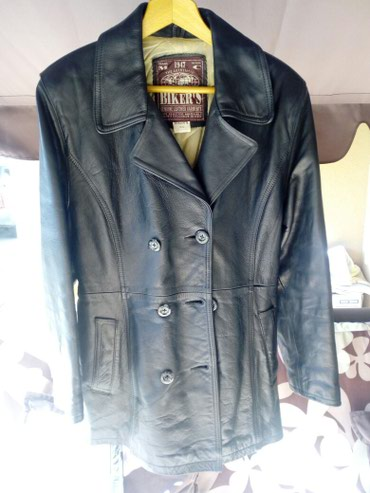 Kožna jakna,vrhunskog kvaliteta. Juneći boks. Kao nova. Obučen a 2 - Cuprija
