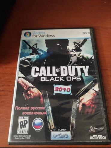 Игры на ПК Продаю Call of Duty Black ops Отдам за 200р