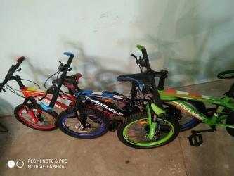 Велосипеды для мальчиков в Бишкеке в Бишкек