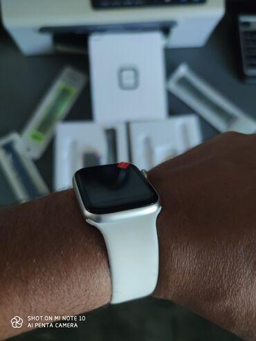 реплику patek philippe в Кыргызстан: Серые Унисекс Наручные часы Apple