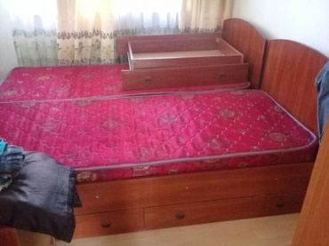 Продаю 2 дивана и 2 тумбы в Бишкек