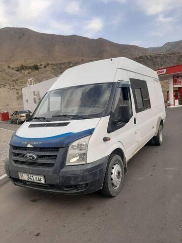 ford transit бишкек in Кыргызстан | УНАА ТЕТИКТЕРИ: Форд транзит жылы 2007 объем 2.9 состояние жакшы