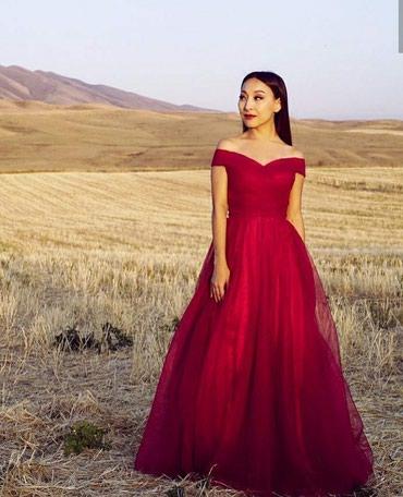 Вечернее платье на прокат размер в Токмак