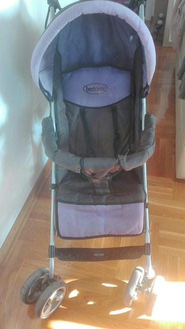 Dečija kolica ,sa četiri nivoa(ležeći,polu ležeći,polu sedeći I - Crvenka