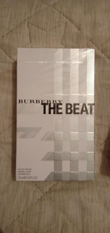 burberry london в Кыргызстан: ДУХИ Burberry The Beat оригинал - с дьюти фри