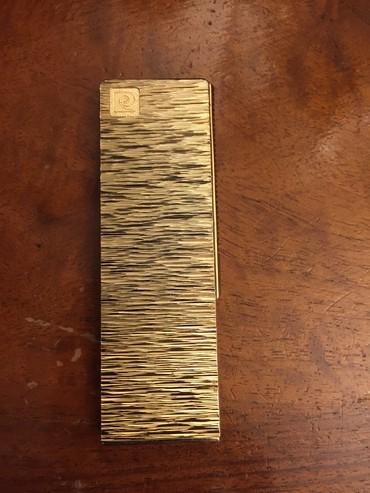 Pierre Cardin χρυσός αναπτήρας vintage συλλεκτικός σε Rest of Attica