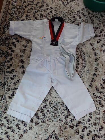 Детский мир - Покровка: Кимоно (оригинал) Размер 110 см
