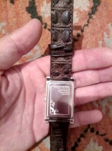 Серебристые Мужские Наручные часы Elysee Emile Chouriet