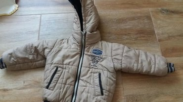 Dečije jakne i kaputi | Vrbas: EXT zimska jakna za decaka od 12do18m. ocuvana nigde ostecenja. kao