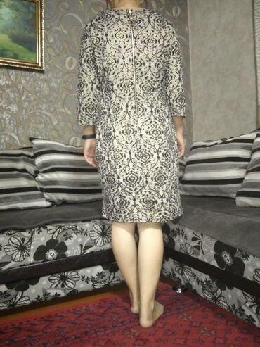 Личные вещи - Ош: Вечернее платье отличное состояние размер 48