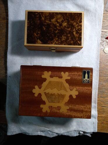 Шкатулки сувенирные,из 80 г