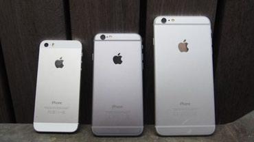 IPhone 6 Plus, Space Grey 16 Gb в Бишкек
