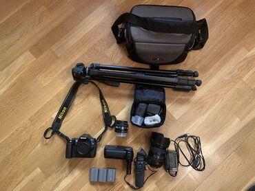 d90 - Azərbaycan: Nikon D90 Shutter count 19 500Lens-50mm 1.4DLens-18-200 5.6G VR