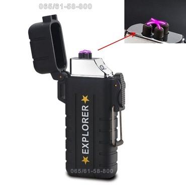 USB električni upaljač - Explorer M1 - Pancevo