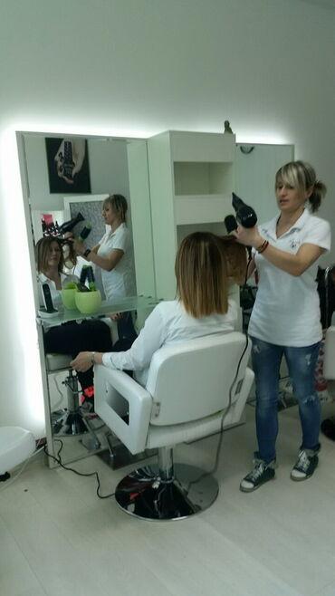 Saloni lepote | Srbija: Potreban frizer u A bloku, Novi Beograd za ortacki rad ili