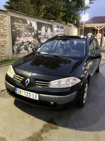 Renault Megane 1.9 l. 2003 | 289000 km