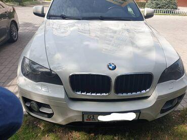 BMW X6 3 л. 2010 | 110000 км