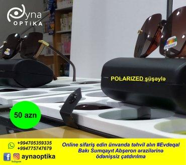 Qadın gün eynəyi Polarized organik şüşə 2020 model