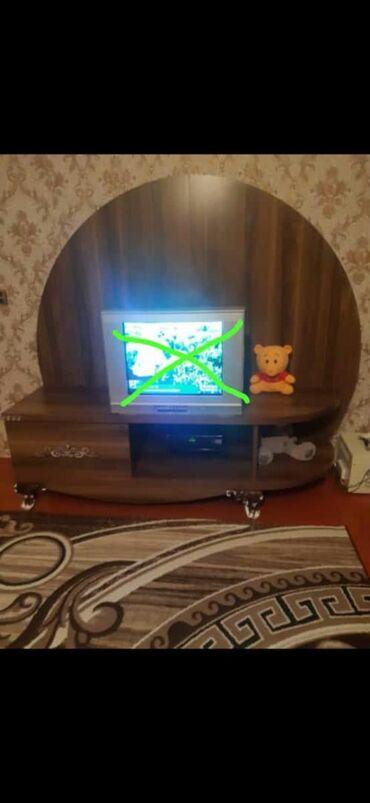 Tv stent satilir 100azn novxani baglar(Guler)