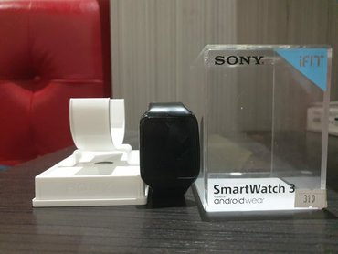 cyber shot sony в Азербайджан: Sony smart watch 3