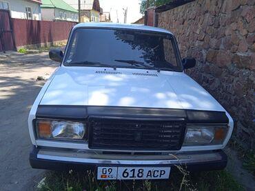 Транспорт - Бостери: ВАЗ (ЛАДА) 2107 2004