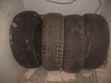 Срочно срочноПродаётся шины размер на 13. 2 зимних и 2 летних