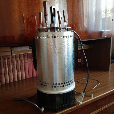 элевит 2 цена бишкек в Кыргызстан: Электрошашлычница Таврия на 6 палочек +6 запасных