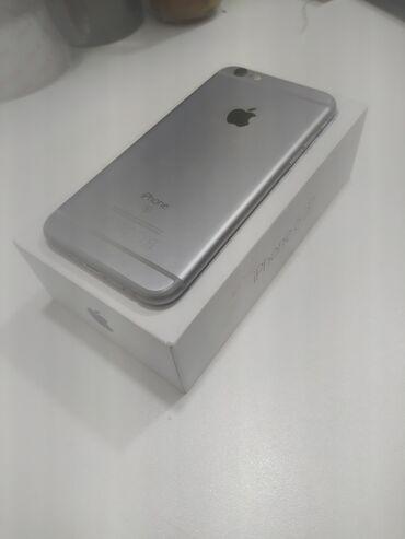 чехол iphone 6s в Азербайджан: Б/У iPhone 6s 16 ГБ Серый (Space Gray)