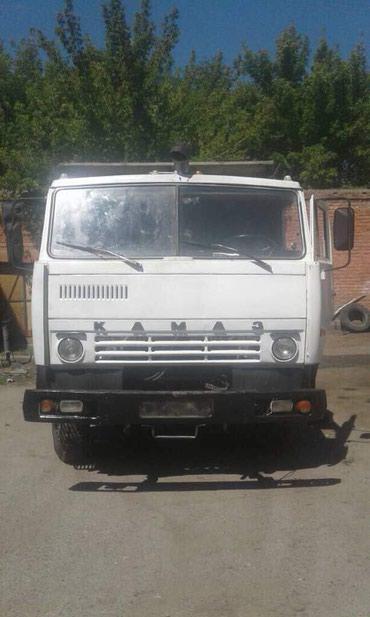 Продаю Камаз 1993 год двигатель ЯМЗ 8 в Кант
