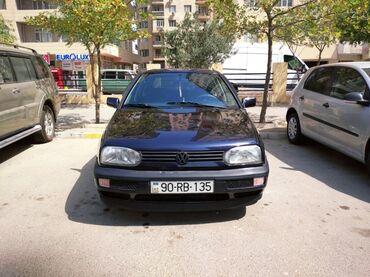 Volkswagen - Azərbaycan: Volkswagen Golf 2 l. 1993   285346 km