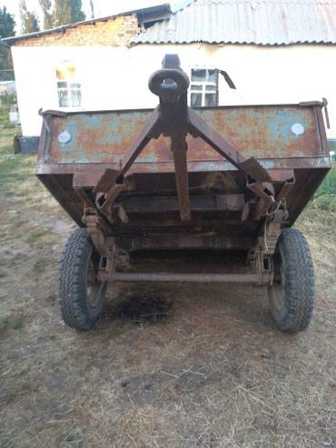 Срочно.срочно продаю одно осьный прицеп тракторный. Обмен интер