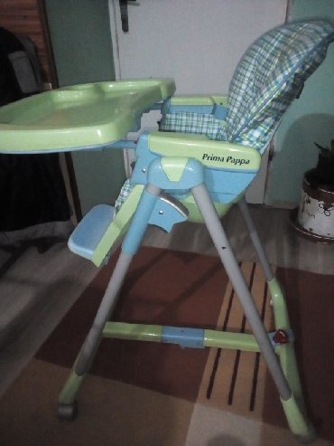 Stolice za hranjenje - Srbija: Decija stolica za hranjenje.Dogovor