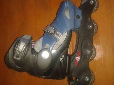 Спорт и хобби - Арчалы: Роликовые коньки drive размер 37_38