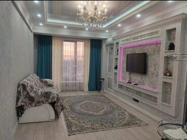 квартира берилет аламедин 1 in Кыргызстан   УЗАК МӨӨНӨТКӨ: 2 бөлмө, 68 кв. м, Толугу менен эмереги бар