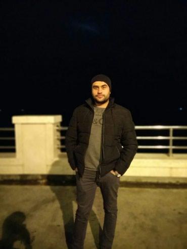 Bakı şəhərində Is axdariram