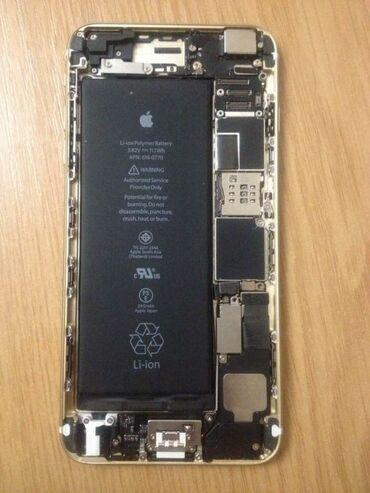 plata iphone - Azərbaycan: Təmir edilmiş iPhone 6 64 GB Çəhrayı