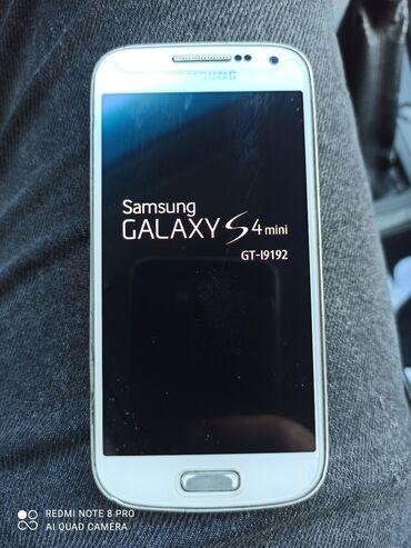 Samsung galaxy s4 mini teze qiymeti - Azərbaycan: İşlənmiş Samsung Galaxy S4 Mini Plus 8 GB ağ