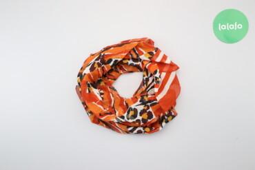 Жіночий шарф з леопардовим принтом    Стан: дуже гарний