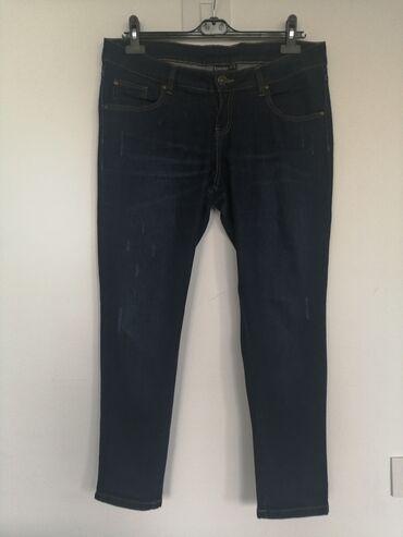 Pantalone flame moderno - Srbija: Pantalone ESMARA 46 1200dinModerne kvalitetne pantalone kupljene u