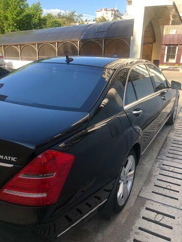 купить бус в рассрочку в Кыргызстан: Mercedes-Benz S-Class 4.7 л. 2012 | 170000 км