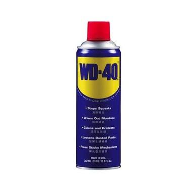 Смазка WD-40 антикоррозионная  Используется для удаления остатков клея