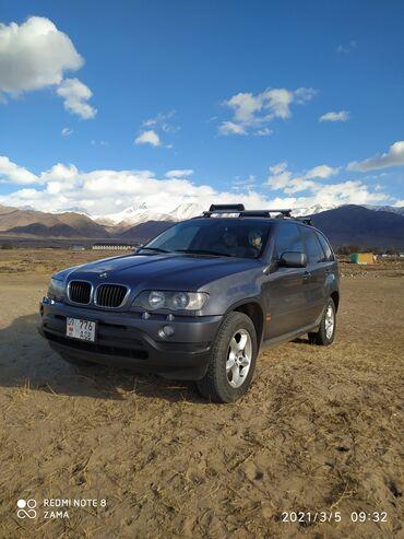 BMW X5 3 л. 2003 | 320000 км