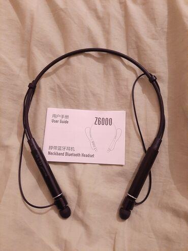 """тайп си наушники в Кыргызстан: Bluetooth наушники """"Z6000"""" в идеальном состоянии. С гарантией!"""