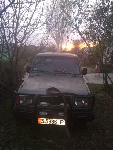 Isuzu Trooper 1987 в Кант