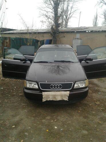 audi a6 3 mt в Кыргызстан: Audi A6 2.6 л. 1994