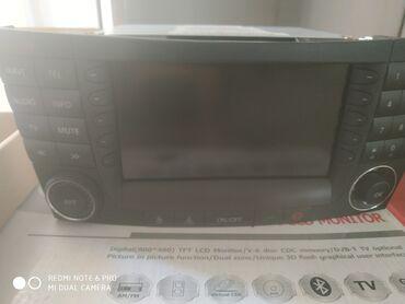 магнитофон для машины в Кыргызстан: Авто магнитофон на Мерседес 211