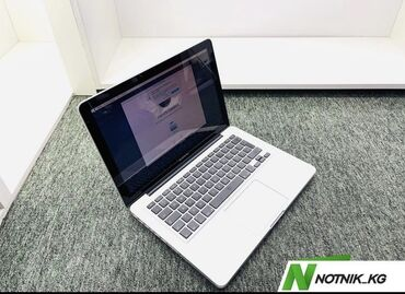 Ноутбуки и нетбуки - Бишкек: MacBook Pro🔳-модель-A1278🔳-процессор-core i5/2.5GHz🔳-оперативная