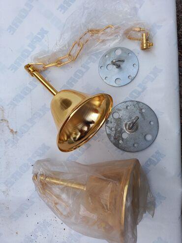 люстры для зала бишкек цены в Кыргызстан: Подвес и крючок для люстры.  В наличии 2 шт.  Цена за каждого.  Новый