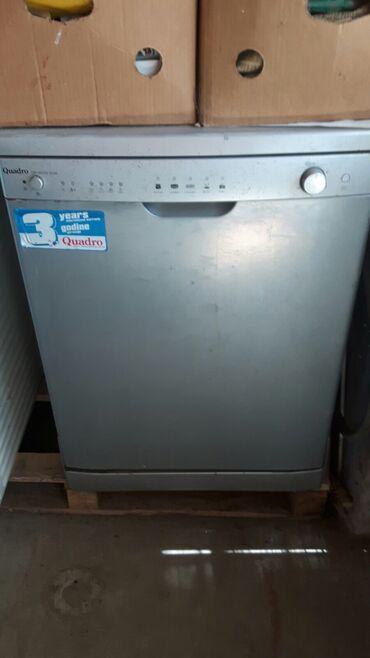 Masina za pranje sudova - Srbija: Masina za pranje sudova QUADRO MARKA 3 PUTA KORISCENA